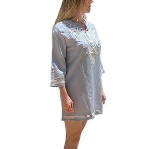 NWT!❤️ Les Canebiers Tunic Dress (sky blue)